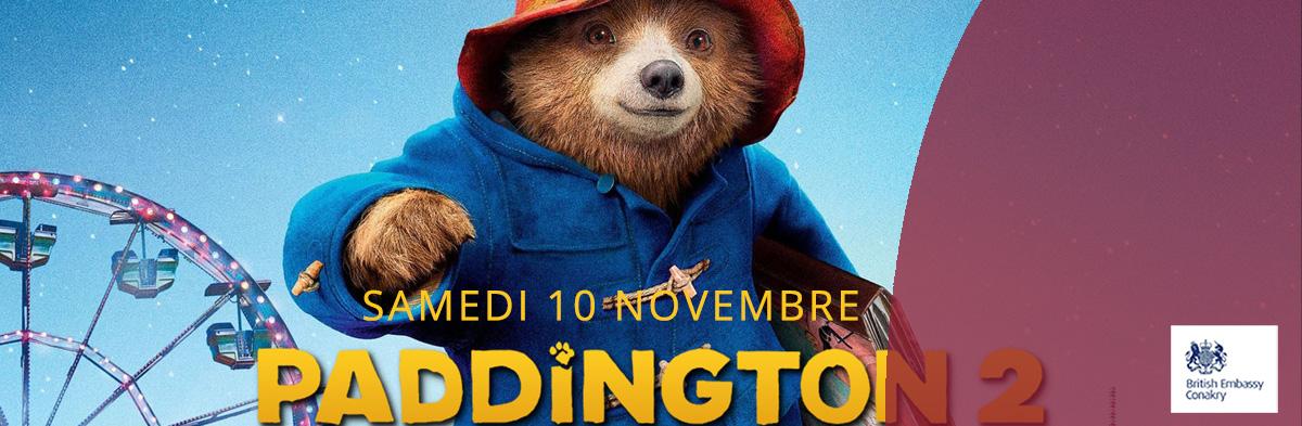 Ciné-Môme : Paddington 2