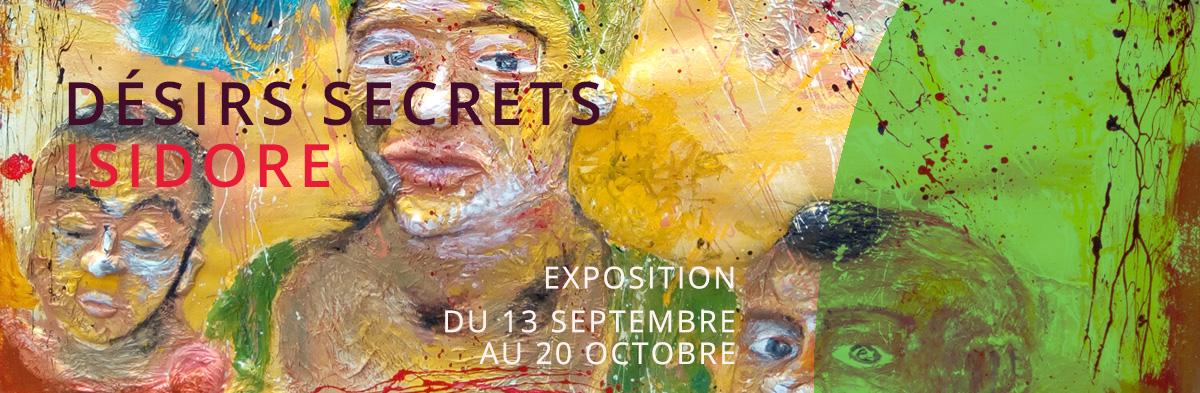 Exposition – Désirs secrets