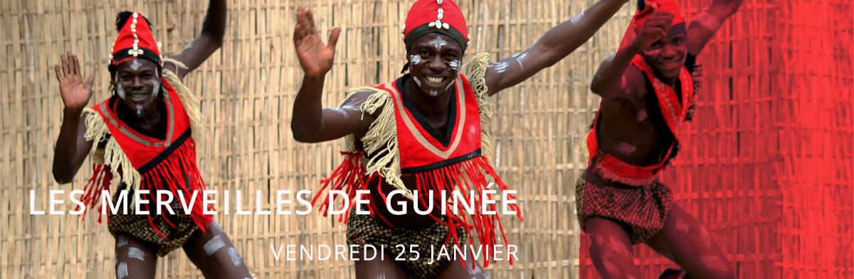 Les Merveilles de Guinée
