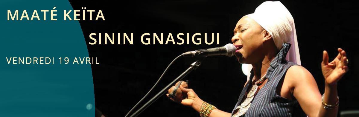 Concert – Maaté Keïta