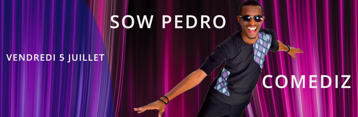 Sow Pedro Comediz