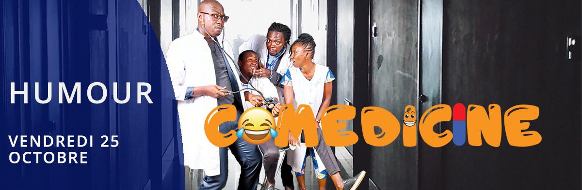 COMÉDICINE : l'humour thérapeutique